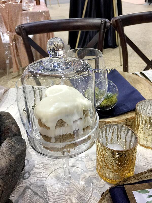 Mini Cake Domes