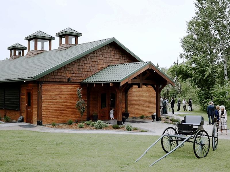 Timberframe Pavilion